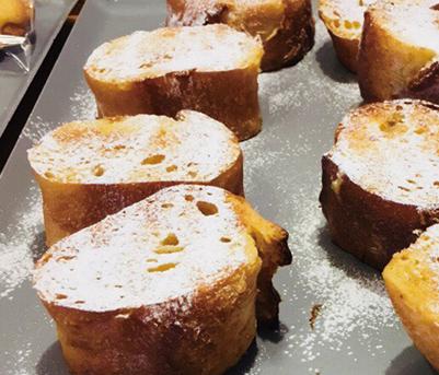 フレンチトースト みさとのパン工房SAKURA