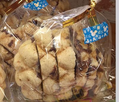 チョコメロンパンラスク みさとのパン工房SAKURA